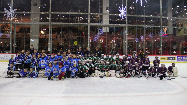Puikiai praužęs Klaipèdoje Christmas Cup U-8 turnyras!!!!!