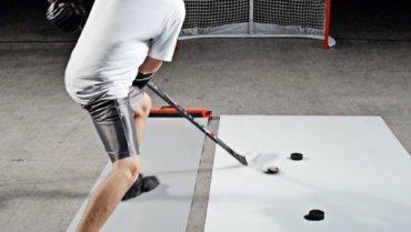 Indvidualios treniruotės ant ledo