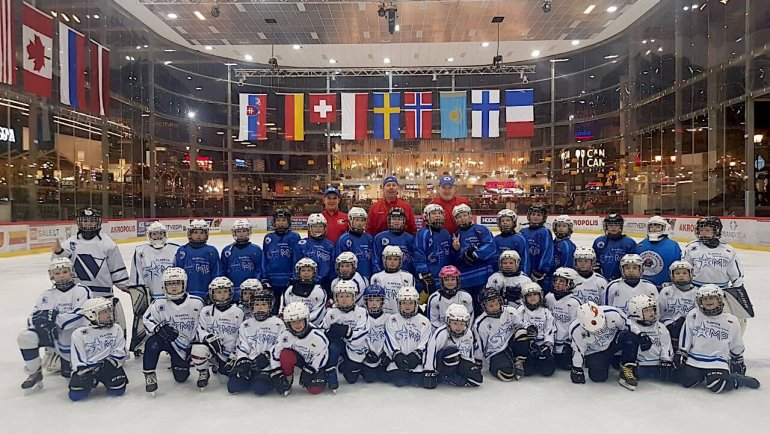 International Hockey Camp/Klaipėda