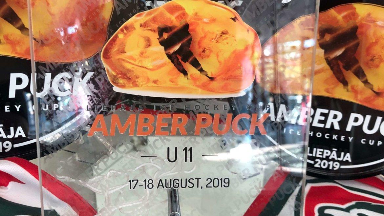 Amber Puck U11 turnyras Liepaja!!!