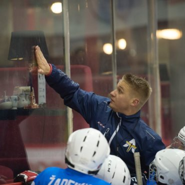 A.Tomilov hockey winter camp 2020 february