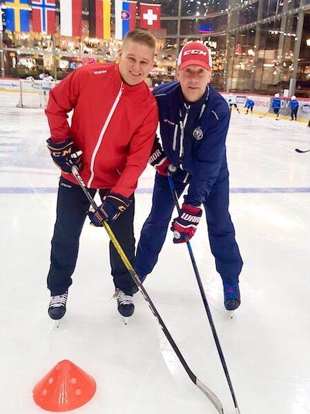 Winter hockey camp 2020!!!